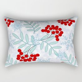 Christmas pattern.2 Rectangular Pillow