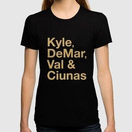 6ix Starters T-shirt