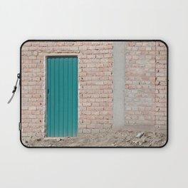 Bolivia door 1 Laptop Sleeve
