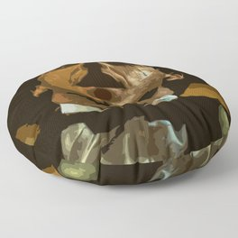 FACE Collection Floor Pillow