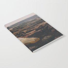Camp Canyonlands Notebook