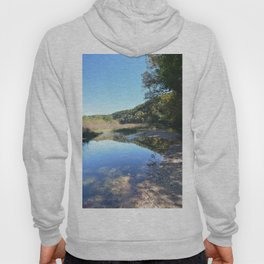 Where Canoes and Raccoons Go Series, No. 32 Hoody
