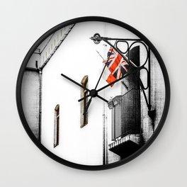 Union Jack/Flag Wall Clock