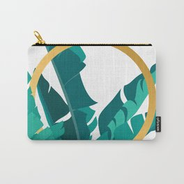 Leafs Carry-All Pouch