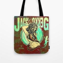 JACK THE GEKKO - 1 Tote Bag