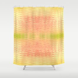 Joyful Morning Shower Curtain