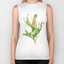 Corn on the Cob Biker Tank