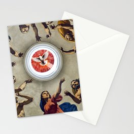 Cathedral of Noto Stationery Cards