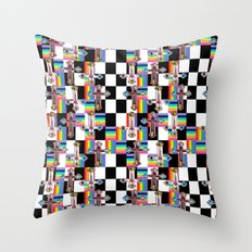 Jesus is The New Pattern Throw Pillow