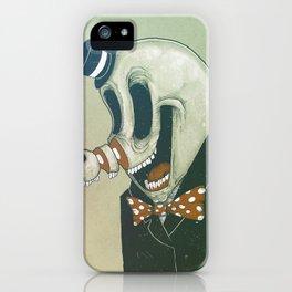 Cut Nose iPhone Case
