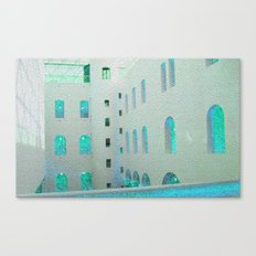 Where one door closes, a window will open Canvas Print