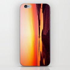 Sun Setting Over Irvine  iPhone & iPod Skin