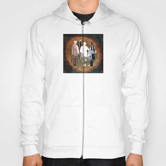 Wooden History Hoody