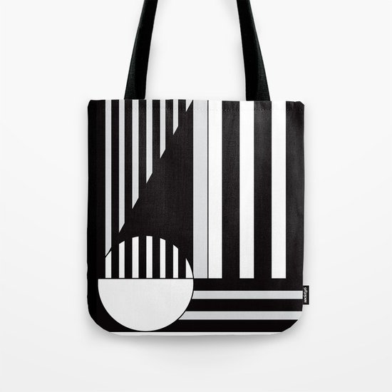 Life Imitates Art Tote Bag