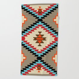 Sash Bear Beach Towel
