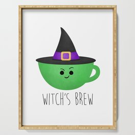 Witch's Brew Serving Tray
