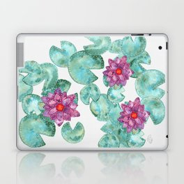 Lily Pads Laptop & iPad Skin
