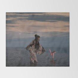 l'Univers secret de Yuki Throw Blanket