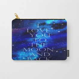 I Love You.. Carry-All Pouch