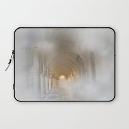 Light At The End Of The Tunnel. Laptop Sleeve
