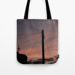 Universal connection I Tote Bag