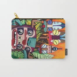 Voodoo Monster Party! Carry-All Pouch
