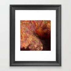 Dehiscence 13 Framed Art Print