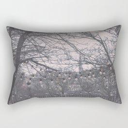 Wet Lamps Rectangular Pillow