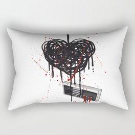 I [heart] NES Rectangular Pillow