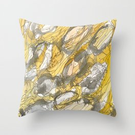 Eno River #14 Throw Pillow