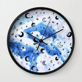 When Bohemians Dream Wall Clock