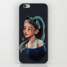 Love Me Harder iPhone & iPod Skin