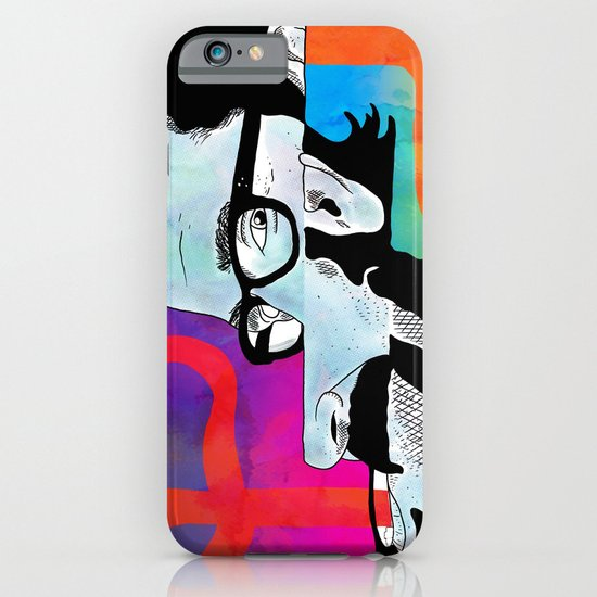 """""""Thinky Pain"""" by Steven Fiche iPhone & iPod Case"""