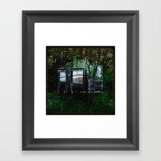 CABANE Framed Art Print