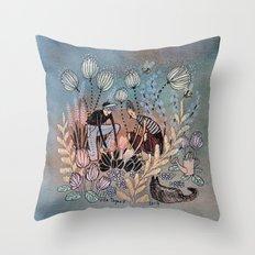 Gardeners Throw Pillow