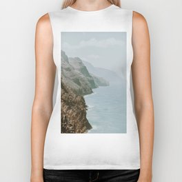 Summer Coast V / Kaui, Hawaii Biker Tank