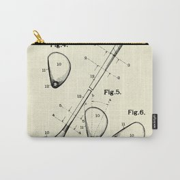 Golf Club-1910 Carry-All Pouch