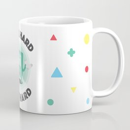Work Hard, Play BMO Coffee Mug