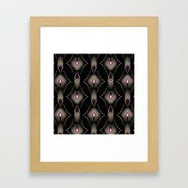 Art Deco. 22 Rumba Framed Art Print