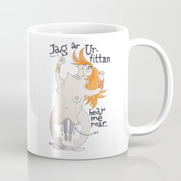 Urfittan Coffee Mug
