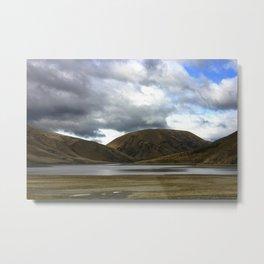 Arthurs Pass Scenic Landscape Metal Print