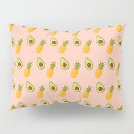 Avocado pineapple mix Pillow Sham