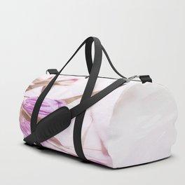 Autumn Bouquet In Purple Shades #society6 #buyart Duffle Bag