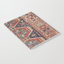 Kuba Sumakh Antique East Caucasus Rug Notebook