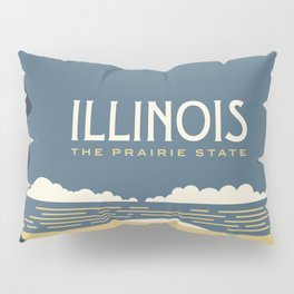 Illinois - Redesigning The States Series Pillow Sham