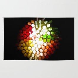 Honeycomb Illumination Rug