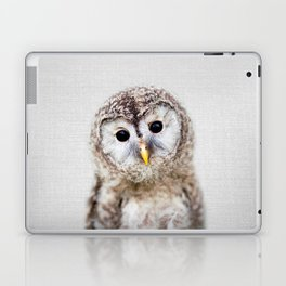 Baby Owl - Colorful Laptop & iPad Skin