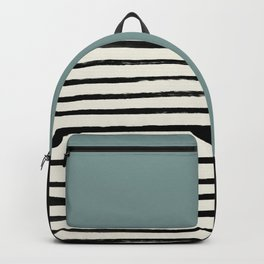 River Stone & Stripes Backpack