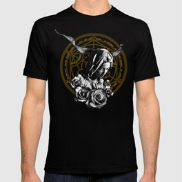 Virgin Mary Roses T-shirt