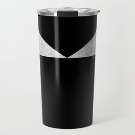 The First Doctor Travel Mug